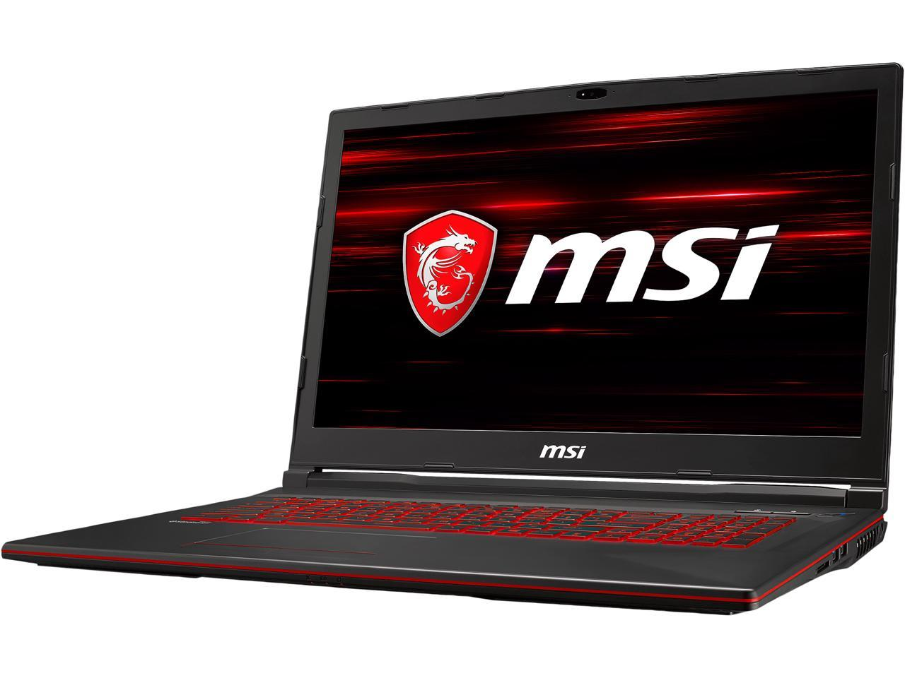 MSI GL73 GAMING Core™ i7 -