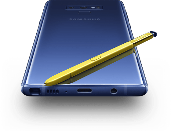 Samsung Galaxy Note9 w/matching mem