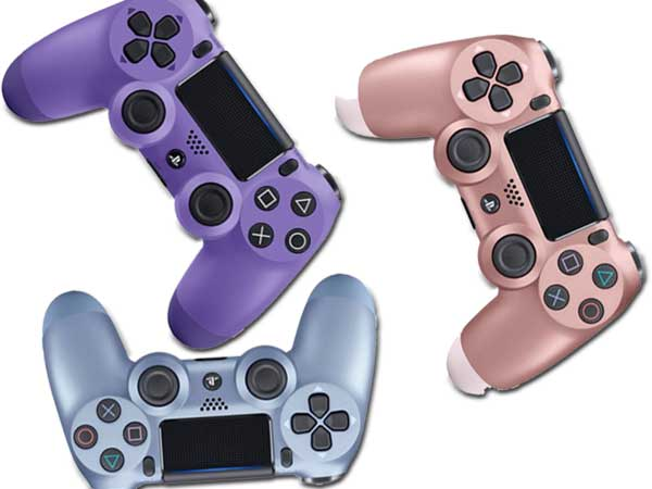 DualShock 4 Wireless Controller for PlayStation 4 - RG/TB/EP