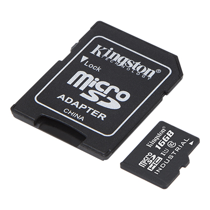 SanDisk - flash memory card - MicroSDHC