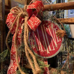 believe christmas decoration
