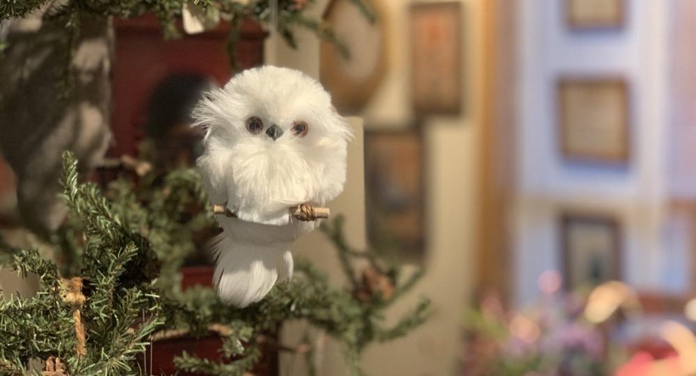 Owl Ornament Home Decor
