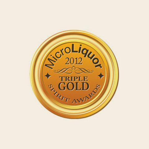 Cyrus Noble Bourbon wins the Triple Gold Medal Award