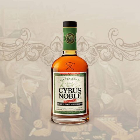 """Cyrus Noble Bourbon chosen as a top rated selection in """"The North American Whiskey Guide"""""""