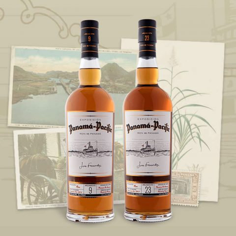 Haas Brothers launches Exposición Panamá-Pacific Rum