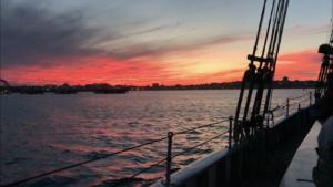 sunset cruise portland maine