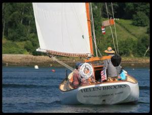 portland maine sailing charter
