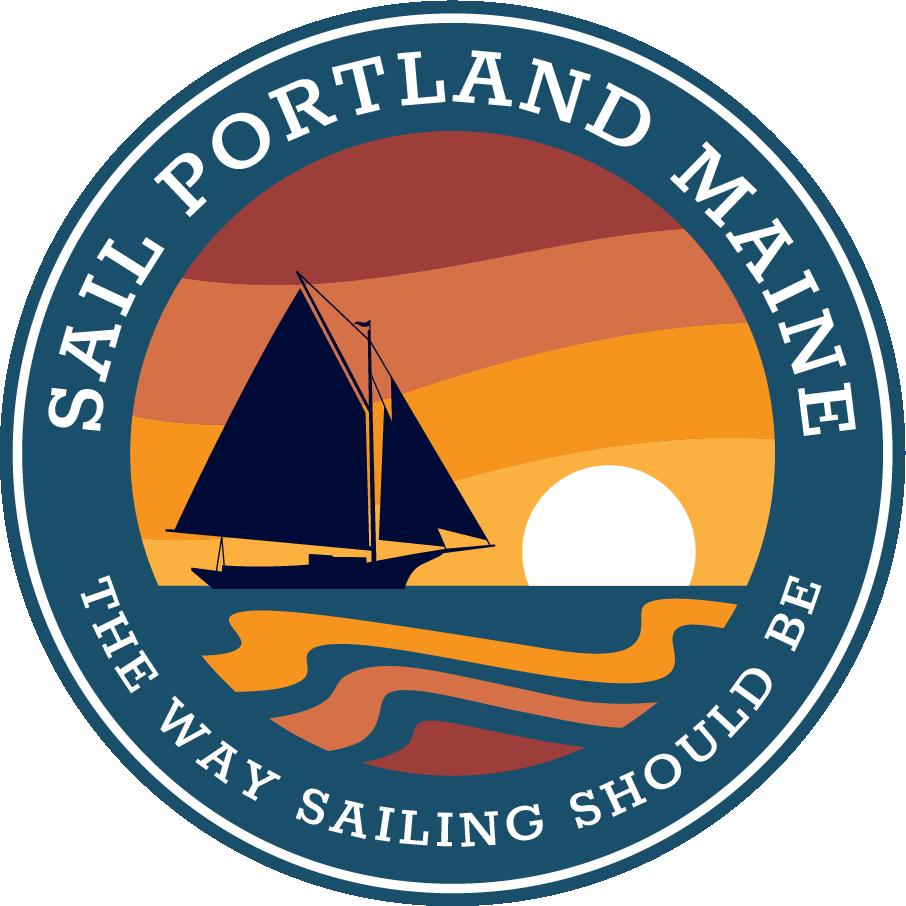 sail portland maine logo