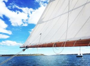 Casco Bay Sailing | Sail Portland Maine Honors Memorial Day