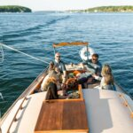 Casco Bay private harbor cruises