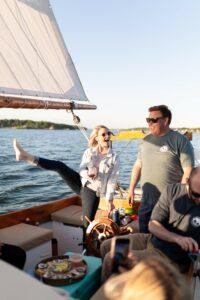 sailing tours portland maine