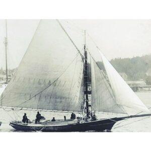 Sailing Portland Maine