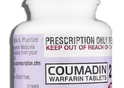 How to Take Coumadin (warfarin)