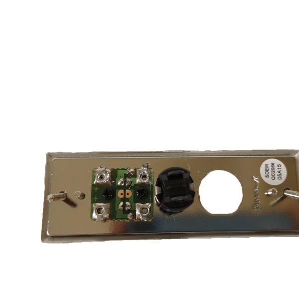 Remote Switch Plate