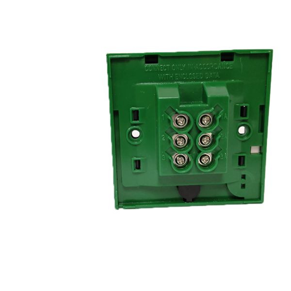 Manual Call Point – Green DPDT