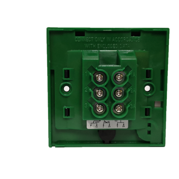 Manual Call Point – Green SPDT