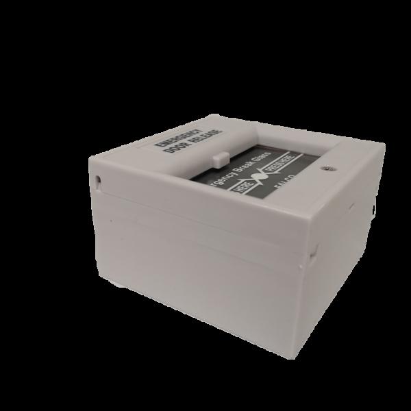Manual Call Point – White SPDT