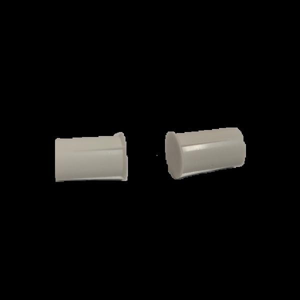 Cylindrical Flush Mount ( White )