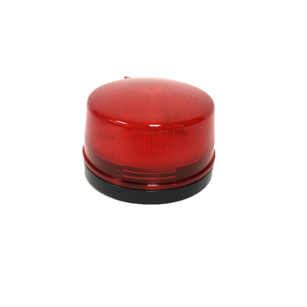 Small Strobe Light  ( Red )