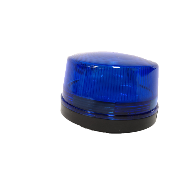 Small Strobe Light  ( Blue )