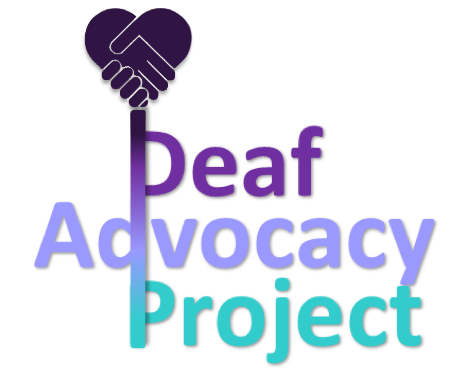 NJ Deaf Advocacy Project
