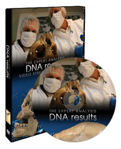 The Expert Analysis DNA Results DVD