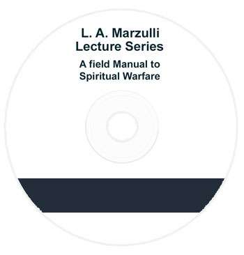 A Field Manual to Spiritual Warfare