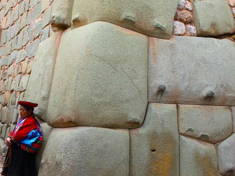 Cusco Polygonal Stones