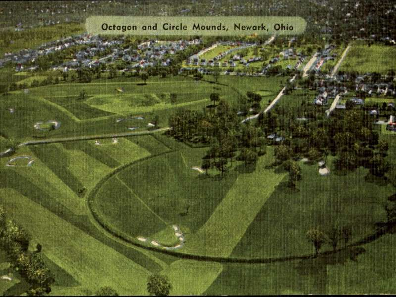 Great Circle Mounds Ohio