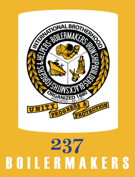 Boilermakers Local Lodge No. 237