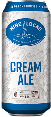 cream ale  beer can