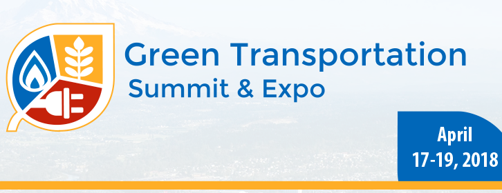 Green Transportation Summit and Expo 2018