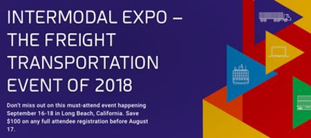 Intermodal Expo 2018