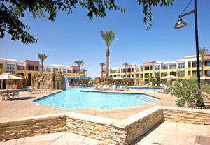 Marriott Canyon Villas at Desert Ridge Swimming Pool