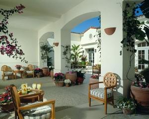 Four Seasons Residence Club Aviara Patio