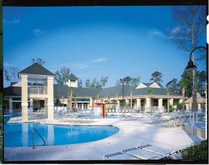 Sheraton Broadway Plantation Swimming Pool