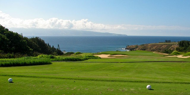 Kapalua Plantation, Dunes at Maui Lani golf courses on Maui and more
