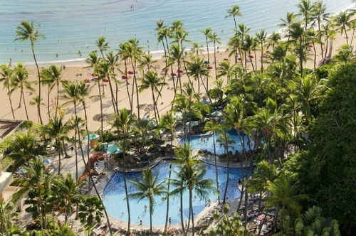 Hilton Grand Vacations Club Points Chart