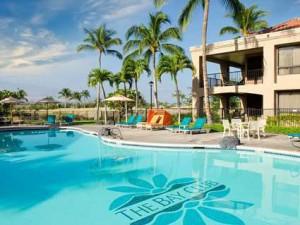 Hilton Bay Club at Waikoloa Beach Pool