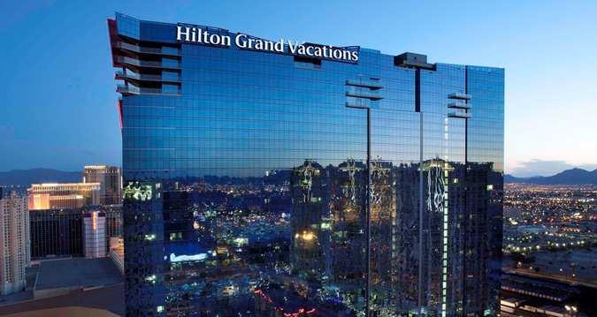 Hilton Grand Vacations Club Las Vegas Elara 2017 Maintenance Fees