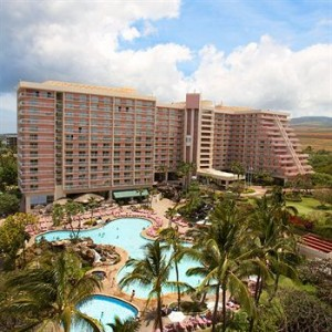 Kaanapali Beach Club Exterior