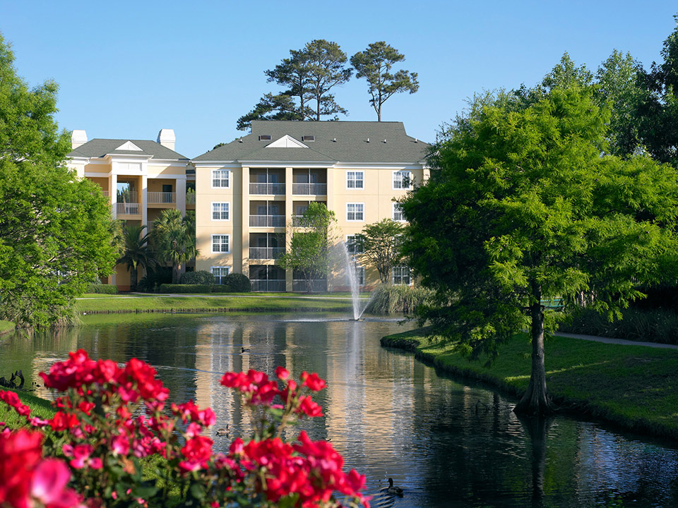 Sheraton Broadway Plantation 2014 Maintenance Fees