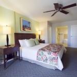 Wyndham Waikiki Beach Walk Master Bedroom