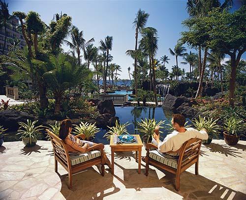 Marriott's Maui Ocean Club Molokai, Maui & Lanai Rewards Chart