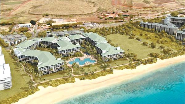 Westin Nanea Ocean Villas announces it is accepting reservations