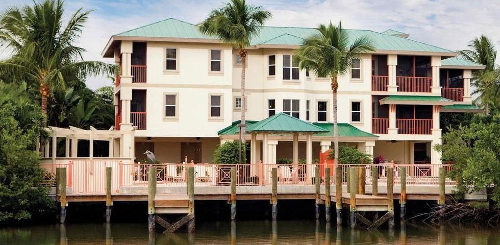 Hilton Harbourview Villas at South Seas Island Points Chart