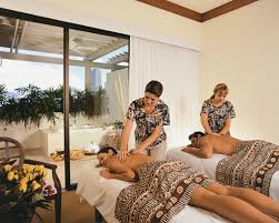 Mandara Spa Couples Massage