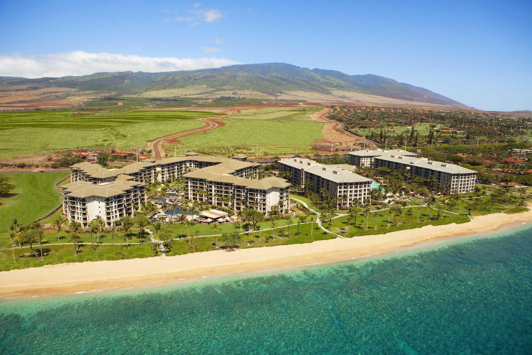Westin Kaanapali Ocean Resort Villas 2018 Two Bedroom Deluxe Lock-off Maintenance Fee
