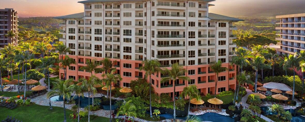 Marriott Maui Ocean Club Lahaina and Napili Villas 2020 Annual Maintenance Fees