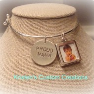 Stunning Hand Stamped Jewelry by Kristen's Custom Creations